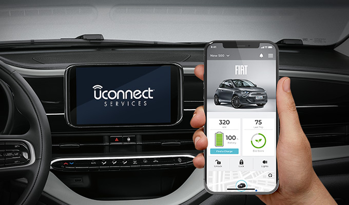 "Radio écran tactile 7"" avec Carplay® / Android Auto™ Auto sans fil"
