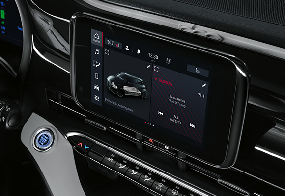 "RADIO ÉCRAN TACTILE 7"" ET DAB+ AVEC Apple CARPLAY® / ANDROID AUTO™ SANS FIL"